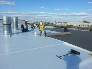 Flat roofing Dallas