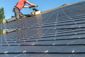 slate roofing Dallas
